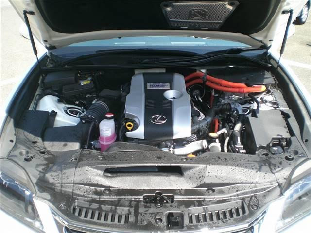 2.5GS300h I package 黒革エアーシート(20枚目)