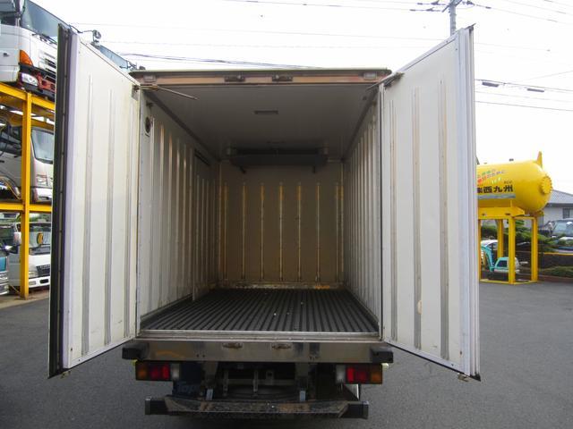 いすゞ エルフトラック 2t 冷蔵冷凍車 全低床 横ドア付