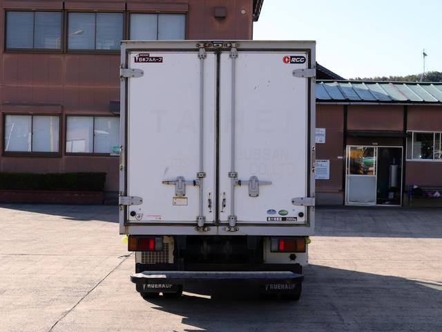 いすゞ エルフトラック 2t 冷蔵冷凍車 全低床 スタンバイ付