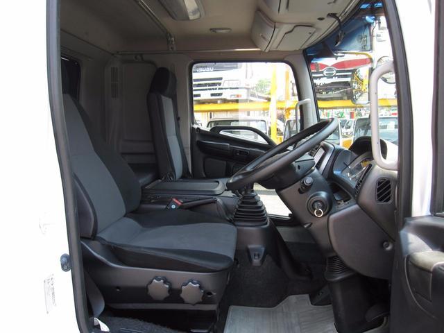 日野 レンジャープロ 4t 冷蔵冷凍車 後輪エアサス 横ドア付