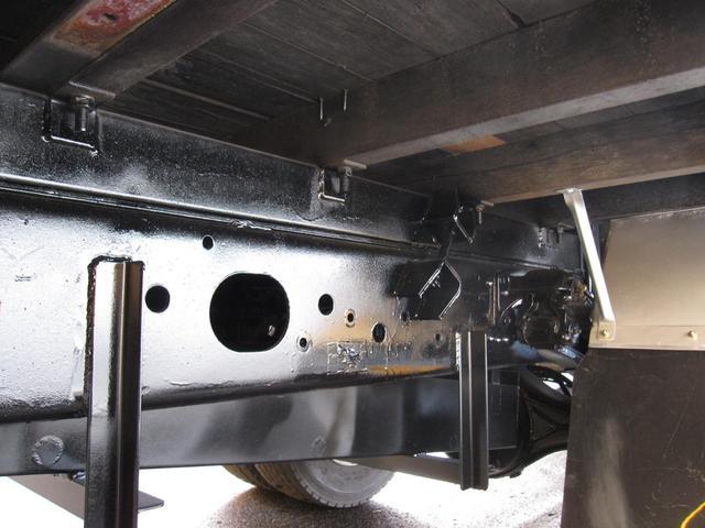 三菱ふそう ファイター 8t セルフ 3段クレーン付 フックイン