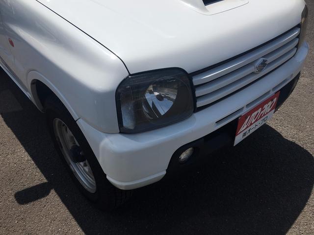 スズキ ジムニー XG 4WD4WD ターボ キーレス フォグ PS PW