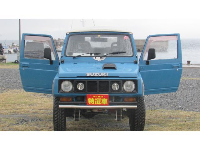 スズキ ジムニー インタークーラーターボ 4WD 社外ナビ DVD CD