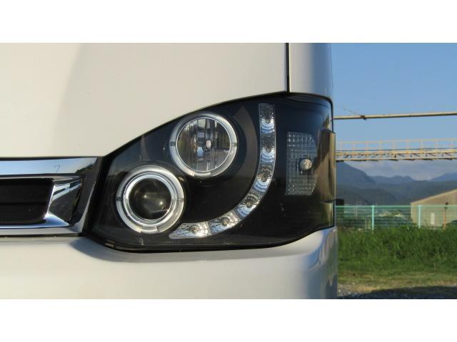 トヨタ ハイエースバン ロングワイドスーパーGL 社外アルミ ナビ ライト ETC