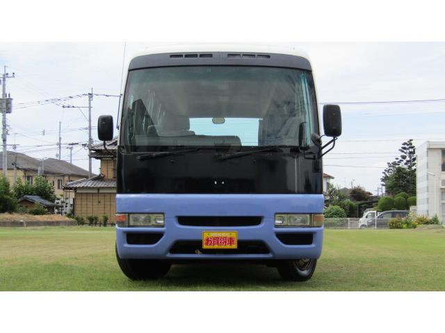 日産 シビリアンバス ロング マイクロバス 29人乗り 5MT