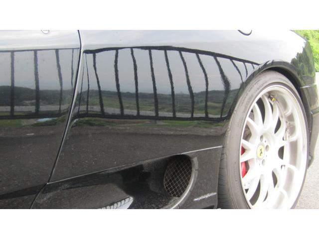 フェラーリ フェラーリ 360 モデナF1 エアロ 社外ナビ ETC アルミ