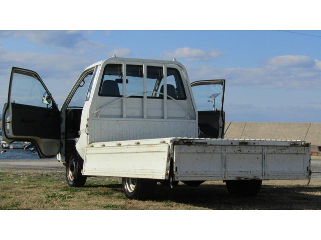 トヨタ ライトエーストラック SシングルジャストローDX ディーゼル 5MT