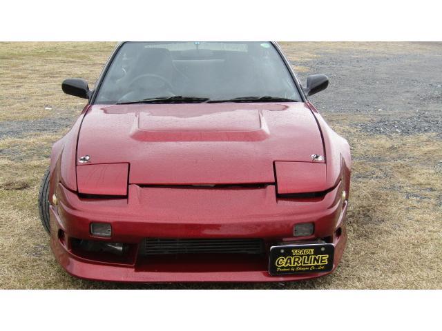 日産 180SX タイプX スーパーハイキャスパッケージ 車高調 マフラー