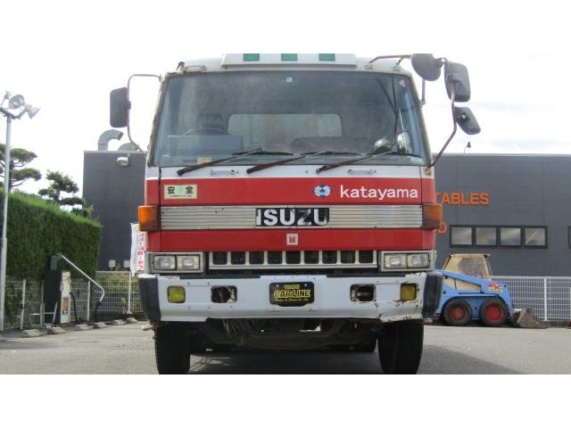 いすゞ いすゞ 810  10tダンプ  6MT