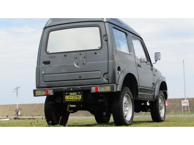 パノラミックルーフEC 4WD リフトアップ  社外マフラー(2枚目)