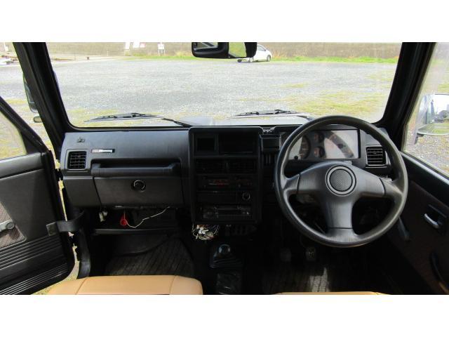 パノラミックルーフEC 4WD リフトアップ  社外マフラー(3枚目)
