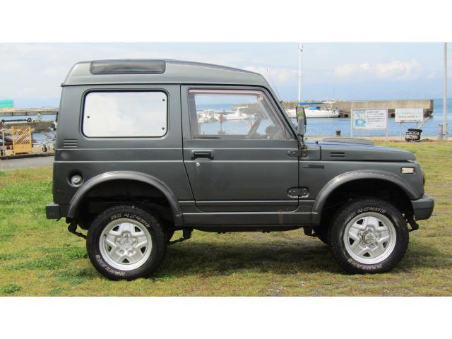 パノラミックルーフEC 4WD リフトアップ  社外マフラー(7枚目)