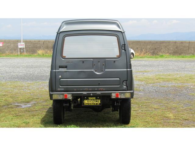 パノラミックルーフEC 4WD リフトアップ  社外マフラー(8枚目)