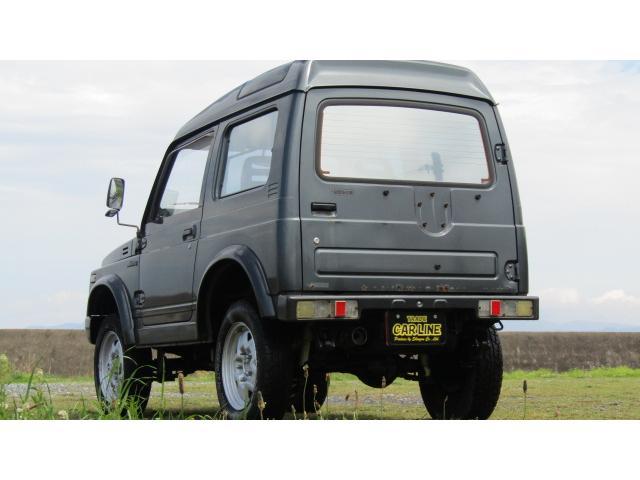 パノラミックルーフEC 4WD リフトアップ  社外マフラー(9枚目)