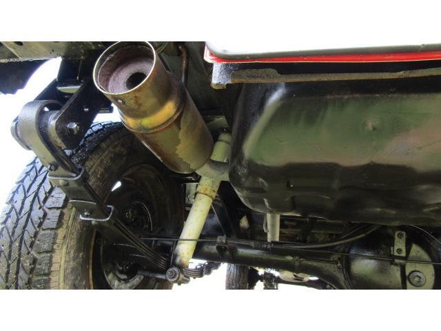 パノラミックルーフEC 4WD リフトアップ  社外マフラー(14枚目)