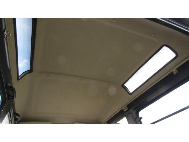 パノラミックルーフEC 4WD リフトアップ  社外マフラー(18枚目)