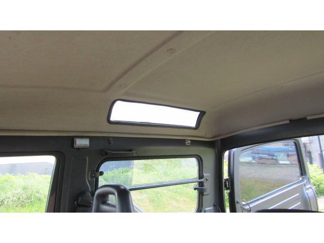 パノラミックルーフEC 4WD リフトアップ  社外マフラー(19枚目)