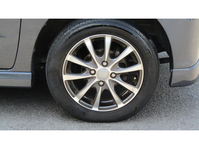 ホイール、タイヤ共にまだ使用可能です♪※別途費用にて新品タイヤに変更可能ですのでお気軽にご相談ください♪