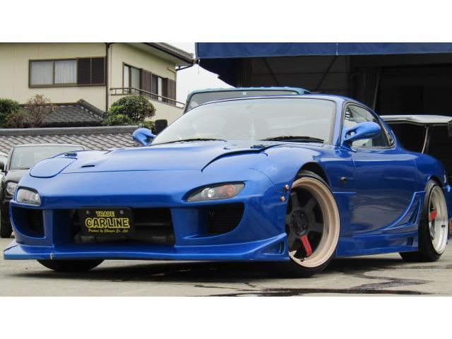 「マツダ」「RX-7」「クーペ」「長崎県」の中古車8