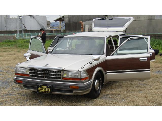 「日産」「グロリアワゴン」「ステーションワゴン」「長崎県」の中古車32