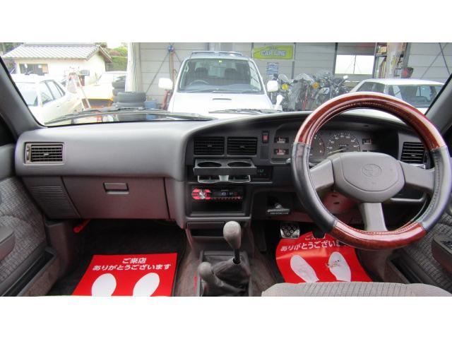 「トヨタ」「ハイラックスピックアップ」「SUV・クロカン」「長崎県」の中古車3