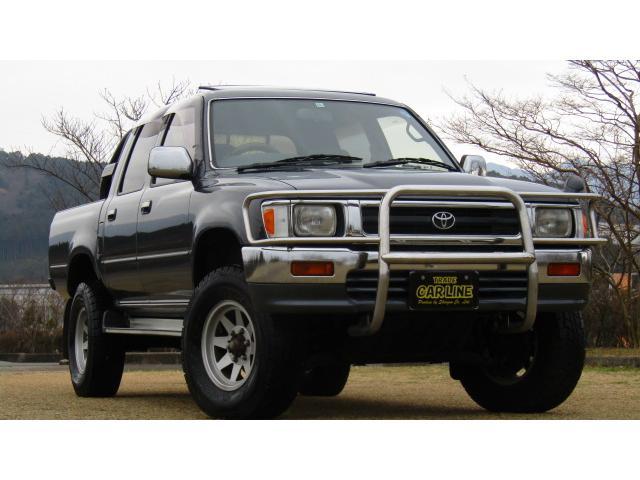 「トヨタ」「ハイラックスピックアップ」「SUV・クロカン」「長崎県」の中古車7