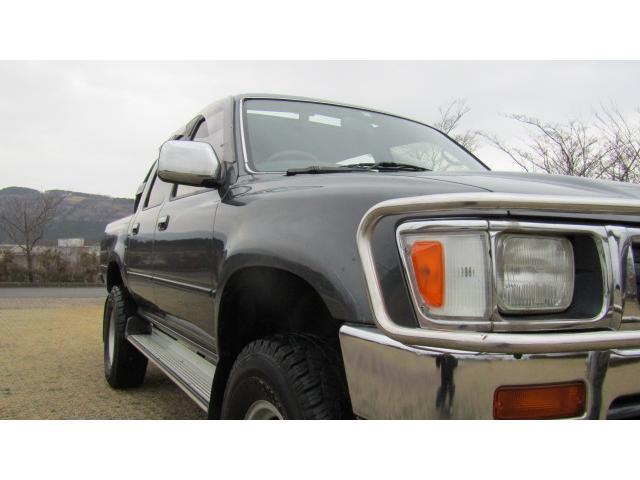 「トヨタ」「ハイラックスピックアップ」「SUV・クロカン」「長崎県」の中古車16