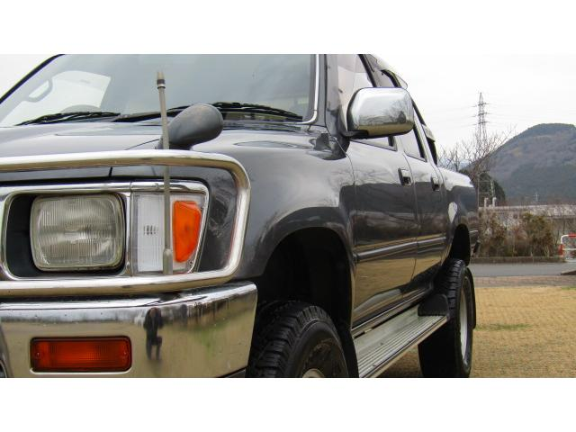 「トヨタ」「ハイラックスピックアップ」「SUV・クロカン」「長崎県」の中古車17
