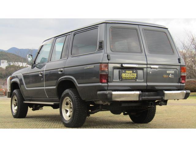 「トヨタ」「ランドクルーザー60」「SUV・クロカン」「長崎県」の中古車3