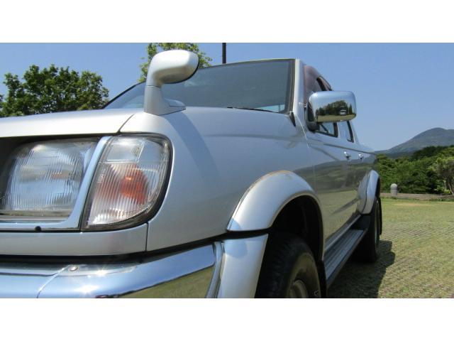 「日産」「ダットサン」「SUV・クロカン」「長崎県」の中古車11