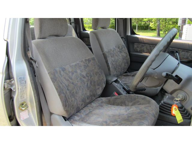 「日産」「ダットサン」「SUV・クロカン」「長崎県」の中古車24