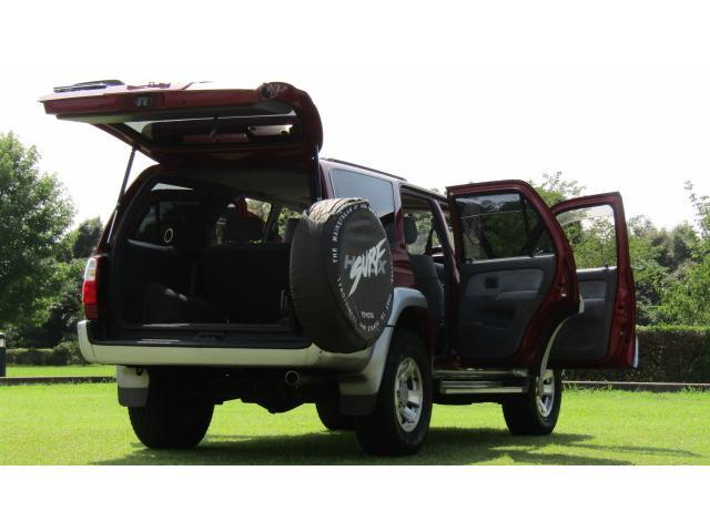 「トヨタ」「ハイラックスサーフ」「SUV・クロカン」「長崎県」の中古車16
