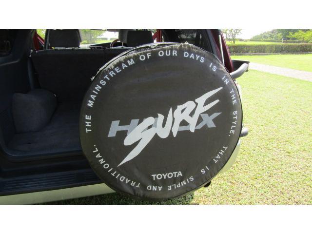 「トヨタ」「ハイラックスサーフ」「SUV・クロカン」「長崎県」の中古車45