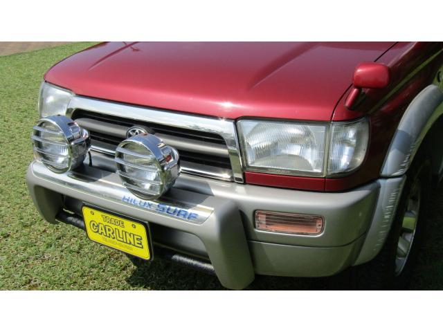 「トヨタ」「ハイラックスサーフ」「SUV・クロカン」「長崎県」の中古車52