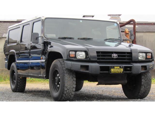「トヨタ」「メガクルーザー」「SUV・クロカン」「長崎県」の中古車7
