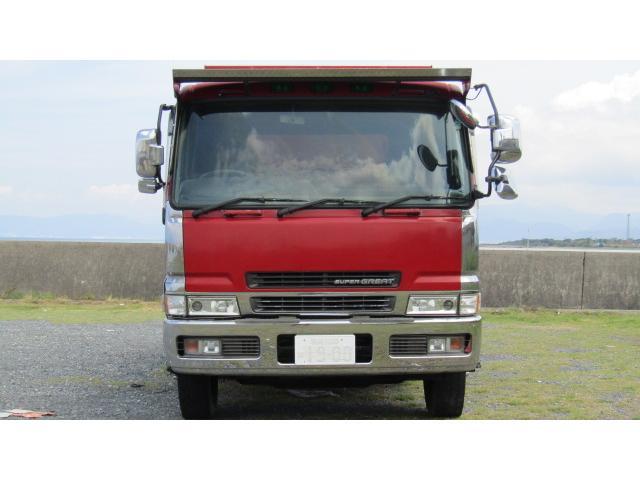 「その他」「スーパーグレート」「トラック」「長崎県」の中古車15