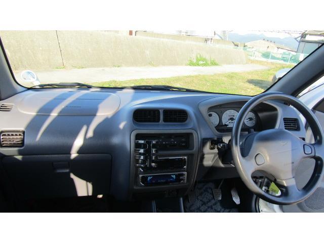 エアロダウン 4WD 5MT インタークーラーターボ アルミ(3枚目)