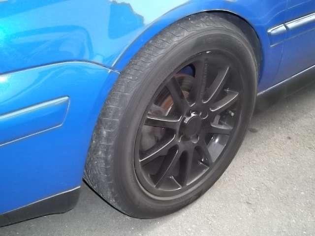 カラーコンセプト 車高調 レザー(3枚目)
