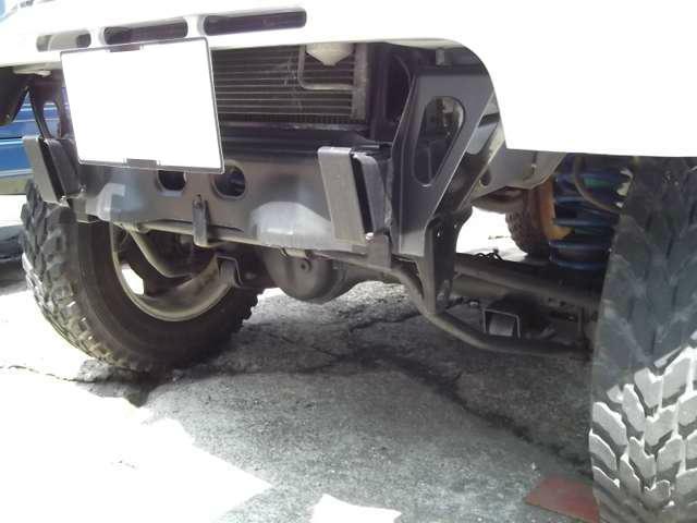 スズキ ジムニー XC  4WD ターボ 2インチリフトUP 5MT