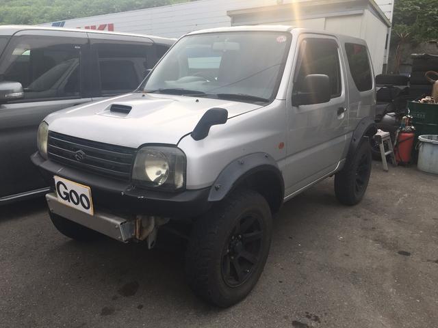 スズキ ジムニー 4WD 5MT  CD ETC