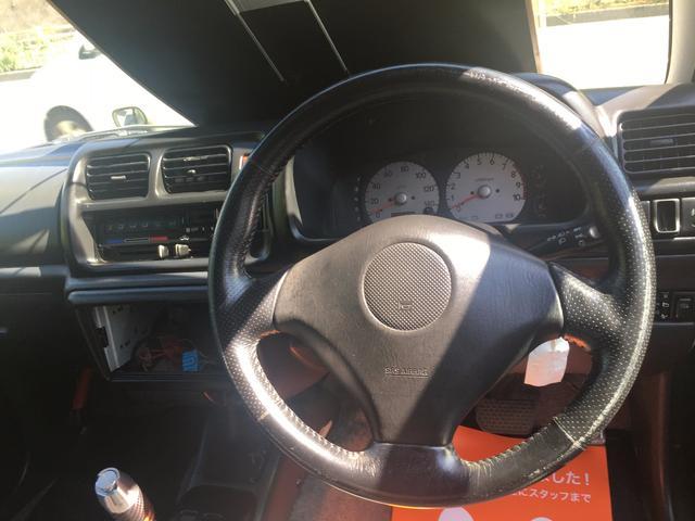 スズキ ジムニー XG 4WD 背面タイヤ Wエアバッグ