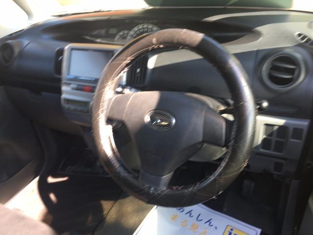 ダイハツ タント カスタムX CDステレオ HID ウインカーミラー