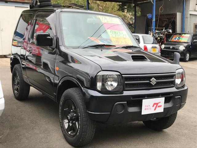 クロスアドベンチャーXA 5MT 4WD 社外AW(4枚目)