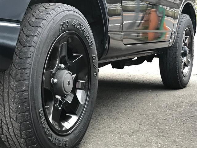 クロスアドベンチャーXA 5MT 4WD 社外AW(9枚目)