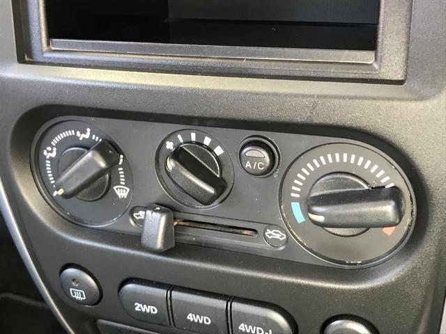 クロスアドベンチャーXA 5MT 4WD 社外AW(17枚目)