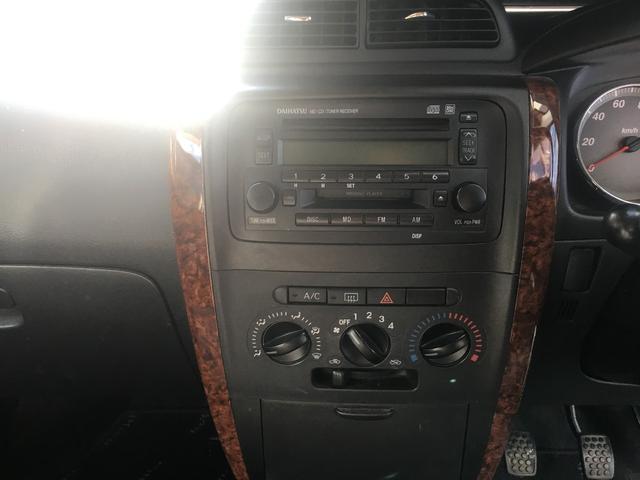 ダイハツ ミラアヴィ RS ターボ 5速MT キーレス CD