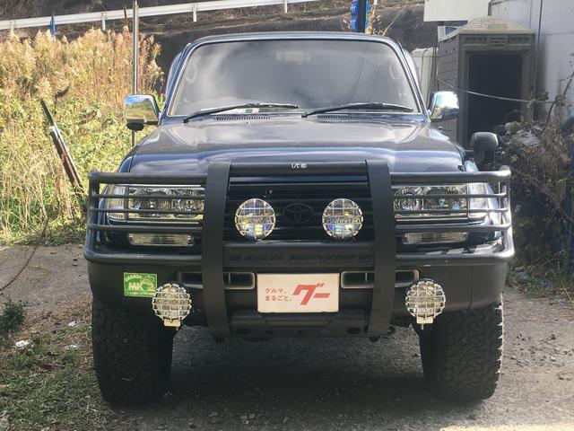 トヨタ ランドクルーザー80 VXリミテッド 4WD ETC サンルーフ