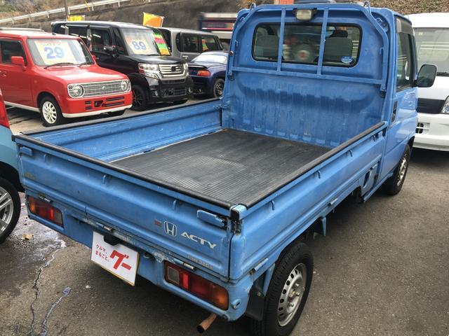 ホンダ アクティトラック SDX 5MT