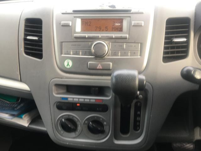 スズキ ワゴンR スマートキー CD