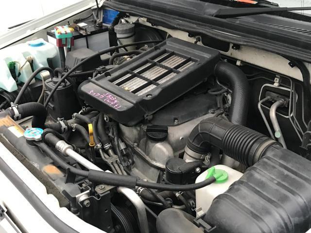 ワイルドウインド 5速MT ターボ 4WD CD MD(10枚目)